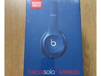 Brand New Sealed Pair Beats Solo Wireless 2