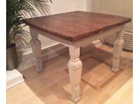 Beautiful extending dining table