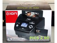 Ion Pics2SD Photo, Slide, and Film Scanner