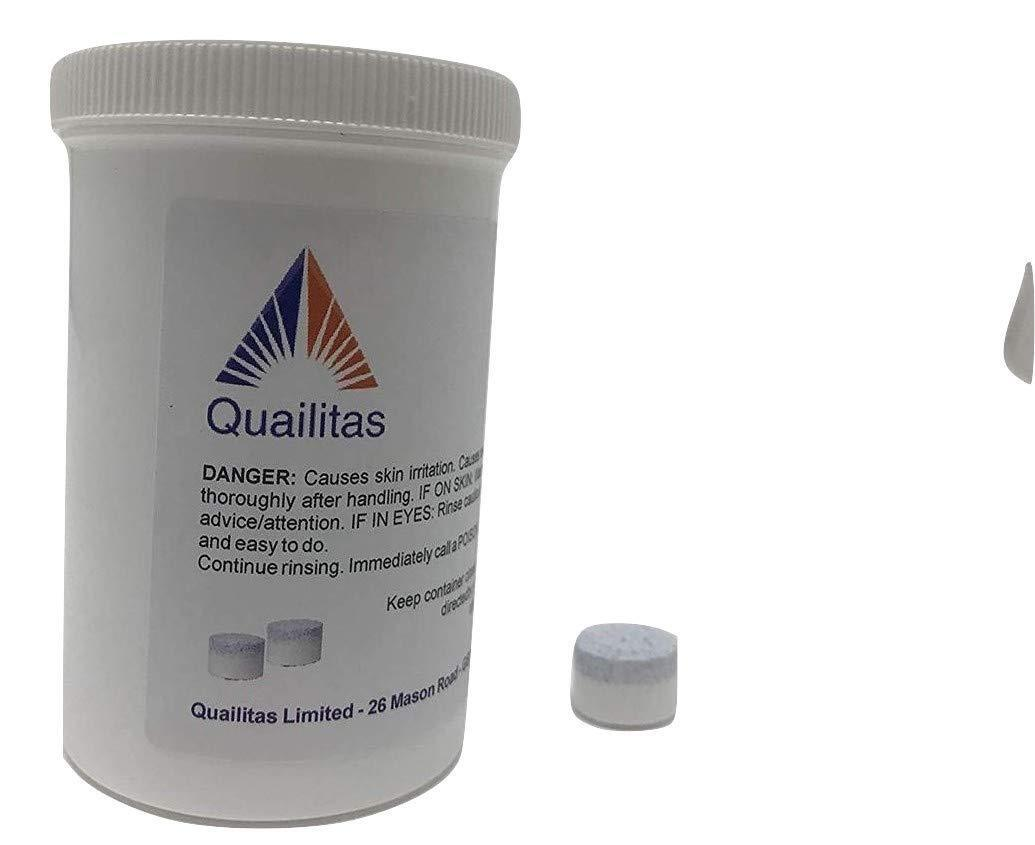100 Descaling Tablets 16g for Coffee Machines Fully Automatic WMF Melitta Jura