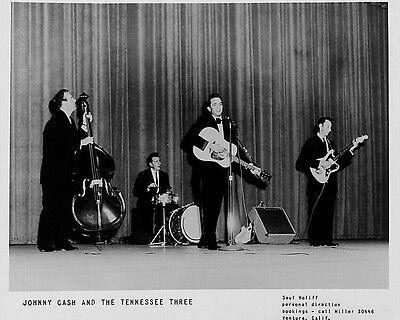 "Johnny Cash 10"" x 8"" Photograph no 4"