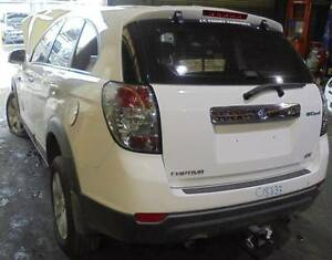 WRECKING 2011 HOLDEN CAPTIVA 2.2 AUTOMATIC WAGON (C18333) Lansvale Liverpool Area Preview