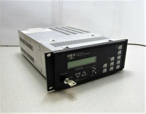 MKS 600 Series Pressure Controller 651CD2S2B Throttle Valve Controller