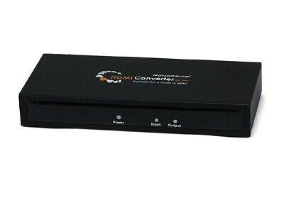MONOPRICE HDMI CONVERTER HDC-DAH. HDC-310. OPEN BOX for sale  Shipping to India