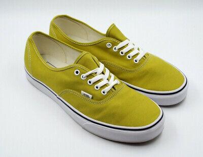Cress Green (Mens Vans Authentic Cress Green Canvas Size 12)