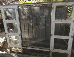 Retro Jarrah Window frame - Large Hamilton Hill Cockburn Area Preview