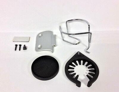 Genuine Mini Cooper Silver Cup Holder 51160397288 R50, R53, R52