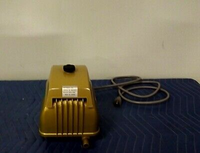 Gast Ddl Linear Single Phase Air Pump Model Spp-60gjl-101