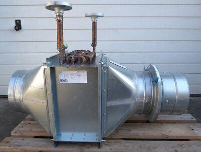 Gea Klimatechnik Kanalkhler Hx-331285 Max.266f 16bar Umluftanlage Air Cooler