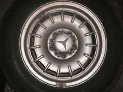 Barockfelgen original Mercedes W123 W126 W116 W107 W108 W 109 Pagode u.s.w 6,5J! gebraucht kaufen  Badingen