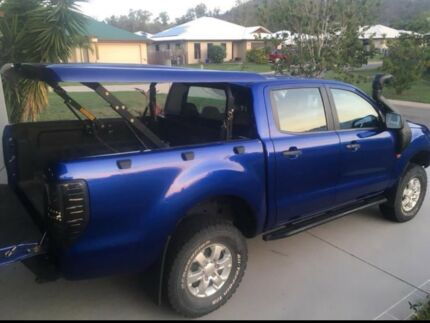 Ford Ranger Hard Top Hard Cover Mount Louisa Townsville City Preview
