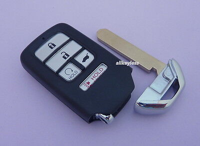 OEM HONDA PILOT CR-V smart key keyless entry remote fob transmitter DRIVER 1