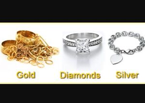 We buy Gold - Diamonds for cash