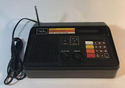 Regency D100 Scanner Radio Receiver Programmable VHF/UHF AM/FM 10 Channel USA