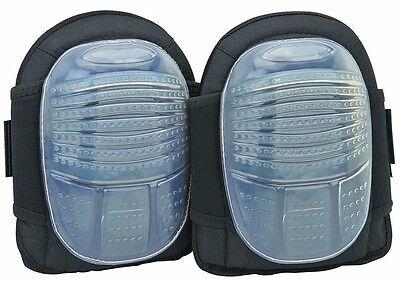 Hard Cap Knee Pads (Hard Cap Gel Knee Pads Protection Gel Cushioned for Carpentry Floor Carpet )