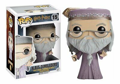Funko POP Movies: Harry Potter Action Figure - Dumbledore