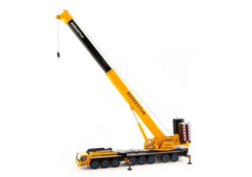 IMC 32-0064 Liebherr LTM1450-8.1 Mobile Crane - Boekestijn 1/87 NEW Die-cast MIB