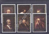 Francobolli - Yemen - Quadri Remrandt - 1967 - (mnh) -  - ebay.it