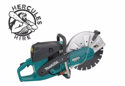 Hercules Hire - Concrete cut off demolition wet saw