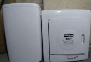 New portable washer dryer (Haier by GE)...,can Deliver