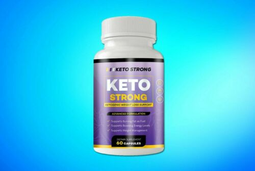 Keto Strong Keto BHB Pill Advanced Formula Keto Pills  60  ORIGINAL FORMULA