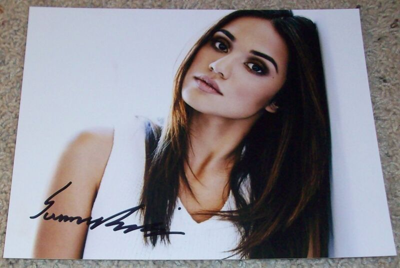 SUMMER BISHIL SIGNED AUTOGRAPH SYFY THE MAGICIANS 8x10 PHOTO w/PROOF