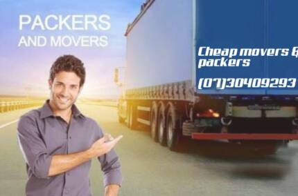 FROM $65/HR- MAN&TRUCK,CHEAP MOVERS,LOCAL REMOVALIST IN BRISBANE