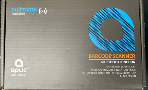 Aplic USB Barcode-Scanner Handscanner