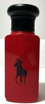 Polo Red Cologne Ralph Lauren Men 1.0 oz 30 ml Eau De Toilette Spray Without Box