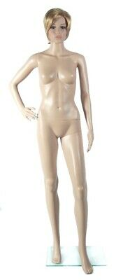 Female Full Body Mannequin Ida Fleshtone New Style Free Shipping