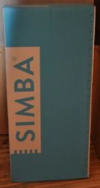 Brand New In The Box Simba Suprking Size Hybrid Mattress