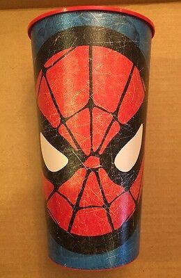 Spider Man Stadium Cup - HALLMARK Vintage-Styled Retro SPIDERMAN Party Stadium 32 oz Cup