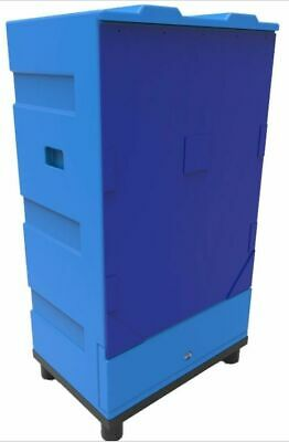 Polar Pb25 -upright Insulated Food Transport Container 25 Cu Ft