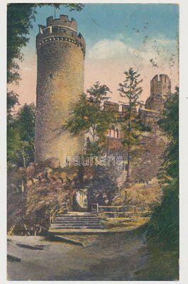 AK  Auerbacher Schloss   (3671)
