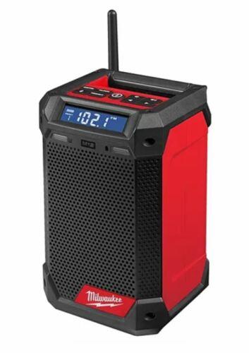 Milwaukee M12 RCDAB+ M12™ Akku-/Netz-Radio mit Ladefunktion DAB+ Radio4933472114