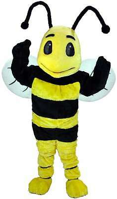 Bee Professional Quality Lightweight Mascot Costume Adult Size