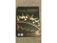 Game of thrones season 2 boxset