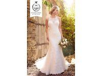 Award winning Essence of Australia wedding dress for sale!