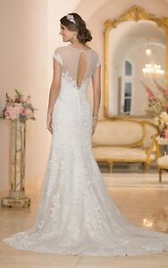 Stella York size 10 wedding gown