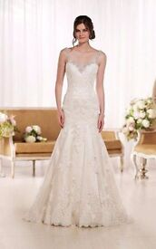 Essence of Australia Wedding Dress Size 12