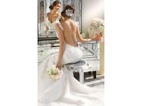 Designer wedding dress 'Essence of Austrailia'