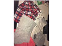 Bundle of clothes £8!!