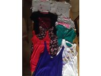 Girls/women's 33 clothes bundle for sale