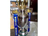 Full size premier league trophy 1.1 77cm