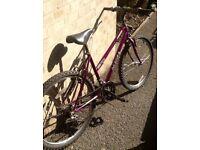 Ladies/teenage girl bike