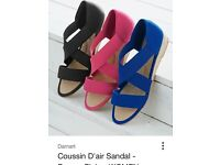 WANTED ladies sandals size 7