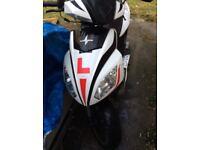 50cc pulse moped