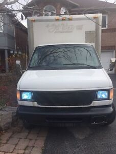 2003 E450 cut away van Alberta registered