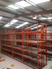Pallet Racking - Used Like New