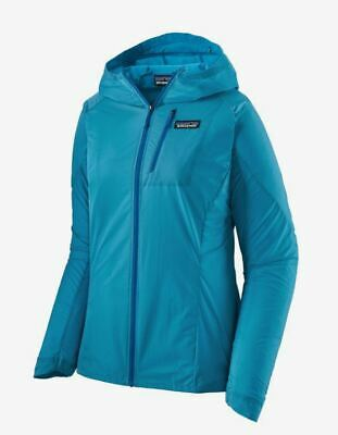 NEW Patagonia 2020 Women's Houdini Air Jacket | Curacao Blue - Medium